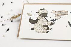 Happy Halloween - 10 Greeting Cards