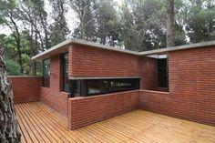 Casa de Ladrillos - BAK Arquitectos - Tecno Haus