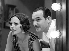 Jean Dujardin and Berenice Bejo - The Artist