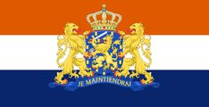 MPOWER/// Netherlands Monarchist by Politicalflags Mexico Flag, Flag Design, Coat Of Arms, Herb, Netherlands, Charts, Holland, Banner, Candles