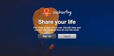couchsurfing login