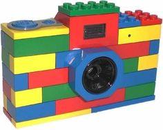 Gift Idea: Digital Blue LEGO 3MP Digital Camera