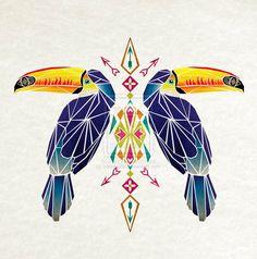toucan by MaNoU56 on DeviantArt