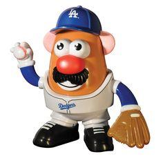 LA Dodgers Mr. Potato Head