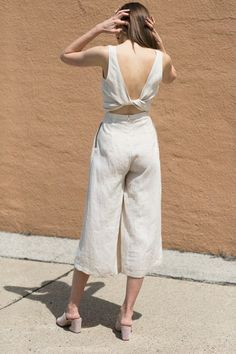 No. 6 - Beach Alice Jumpsuit