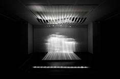 Symphonie Cinétique, un proyecto de ART+COM.