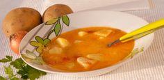 Картофена супа по рецепта на баба