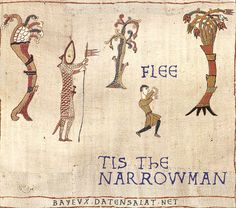 Narrowman | Medieval Macros / Bayeux Tapestry Parodies | Know Your Meme