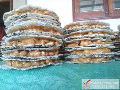Bánh cu đơ thơm ngon chính hiệu tại Hà Nội, cách làm bánh cu đơ chính gốc Hà Tĩnh tại lò Cu đơ Vĩnh Vân  #keocudo #cudohatinh