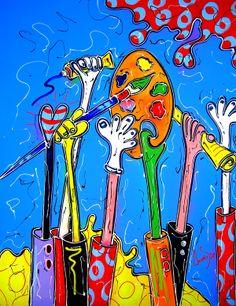 #ArteBortot #GaleríaBortot #ExpoArtistas