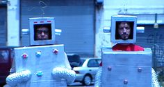 """Flight of the Conchords, """"the humans are dead"""""""