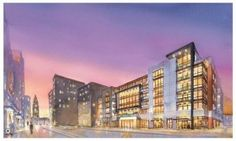Parkway, Hanover JV Unveils Design Plans for Massive Mixed-Use Project at Broad and Callowhill