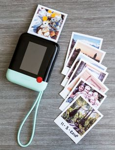 Cool Gadgets To Buy, Gadgets And Gizmos, Tech Gadgets, Technology Gadgets, Polaroid Camera, Mini Camera, Polaroid Printer, Polaroid Photos, Slr Camera