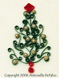 Scroll Tree by antoncrafts, via Flickr