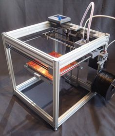 T-Bot Core XY Printer  without any cross belt. Next generation by T-Bot.