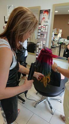 Dreadlocks, Hair Styles, Beauty, Color, Hair Plait Styles, Hair Makeup, Colour, Hairdos, Haircut Styles