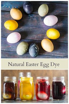 Making natural Easter egg dye is a super simple process from items in your pantry, frig or freezer. You won't believe how pretty they turn out. Easter Dinner, Easter Party, Plant Based Eggs, Easter Egg Dye, Natural Dyed Easter Eggs, Easter Holidays, Easter Treats, Easter Recipes, Super Simple