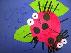 Grouchy Ladybugs! ~ Artful Artsy Amy