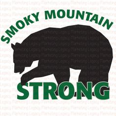 Smoky Mountain Gatlinburg SVG DTG Vinyl Cut Files for by Coffeetes