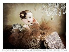 yes my babies will be in love with leopard print too!! :)