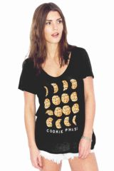 Cookie Phase Flowy Tee - S