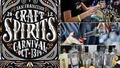 San Francisco Craft Spirits Carnival @ Fort Mason Center - Festival Pavilion (San Francisco, CA)
