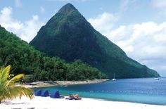 St Lucia Island Of Romance. Good website to look at. St lucia stuff!