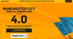 el forero jrvm y todos los bonos de deportes: betfair Manchester City gana Sunderland boxing day...