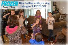 Frozen Party Ideas, Disney Frozen, Frozen Party,Let it go Frozen Song,#Frozen, #Disney