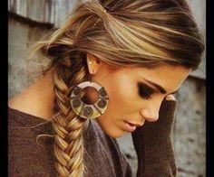 Perfeito # maquiagem # cabelo # penteado