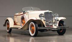 1931 Auburn Model 8-98 Boattail Speedster