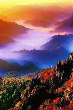 Un mundo de maravillas… y belleza.