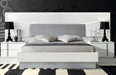 Bedding Sets Videos For Teenagers - - King Size Bedding Four Poster Bed Headboard Design, Bedroom Bed Design, Headboards For Beds, Modern Bedroom Furniture, Bed Furniture, Modern Bedding, Unique Bedding, Bedroom Modern, Contemporary Bed Sets