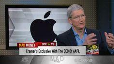 Tim Cook habla del Apple watch, China, y mucho más en el programa de Mad Money de la CNBC - http://www.soydemac.com/tim-cook-habla-del-apple-watch-china-mucho-mas-programa-mad-money-la-cnbc/