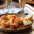 New Orleans Barbecue Shrimp  By: Pat and Gina Neely  The Neelys' Celebration Cookbook  From: epicurious.com