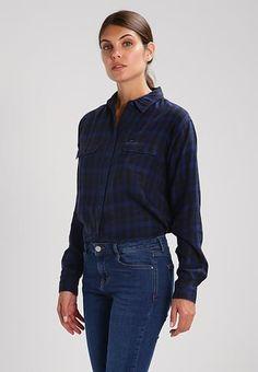 TWO POCKET         - Skjorte - medieval blue
