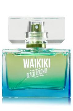 Waikiki Beach Coconut - Mini Perfume - Signature Collection - Bath & Body Works - First Choice
