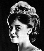 1964       Miss America          Donna Axum Whitworth          El Dorado, Arkansas