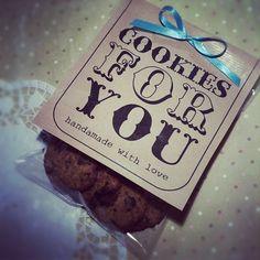 my cookie bag idea