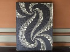 dot painting bali on canvas - Google Search