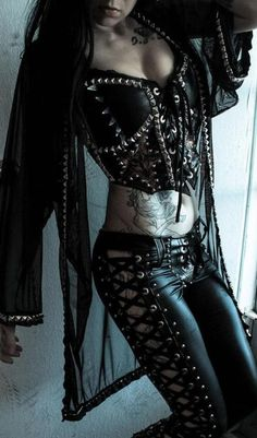 ..goth style