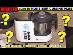 débuter avec monsieur cuisine plus lidl silvercrest edition pause premiere utilisation conseils... - YouTube