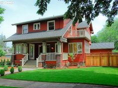 Craftsman Exterior of Home - Found on Zillow Digs. What do you think?