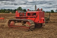 "International Harvester TD14A by gainsheritage ""Commenting when I Can"", via Flickr"