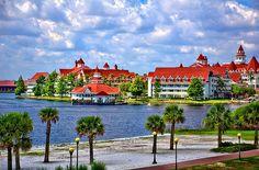 Disney Resorts -- The Grand Floridian