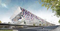 Concurso Nou Palau Blaugrana   Francisco Mangado. Arquitecto