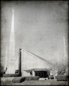 Dallas Texas Temple