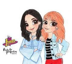 Jim y Delfi Best Friend Drawings, Bff Drawings, Cute Disney Drawings, Cartoon Drawings, Cool Drawings, Drawing Sketches, Arte Monster High, Dibujos Cute, Son Luna