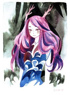 Kirin by koyamori.deviantart.com on @DeviantArt