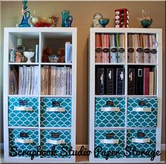 Workspace Wednesday Paper Storage Ikea Craft Room